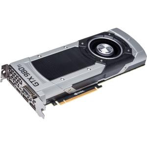 EVGA GeForce GTX 980 Ti Graphic Card - 1 GHz Core - 1.08 GHz Boost Clock - 6 GB GDDR5 - PCI Express 3.0 x16 - Dual Slot Space Required