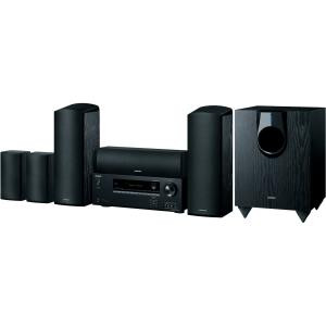Onkyo HT-S5800 5.1.2 3D Ready Home Theater System - 925 W RMS - 1080p - A/V Receiver - Black