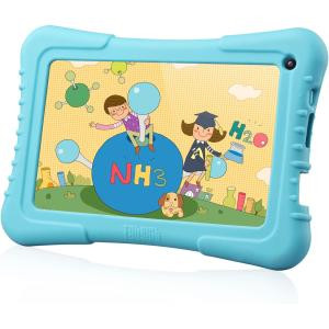"Tablet Express Dragon Touch 7"" Quad Core Android IPS Kids Tablet - Blue"