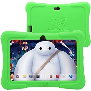 "Tablet Express 7"" Quad Core Android Kids Tablet - Green"