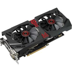 Strix STRIX-R9380X-4G-GAMING Radeon R9 380X Graphic Card - 990 MHz Core - 4 GB GDDR5 - PCI Express 3.0 - Dual Slot Space Required