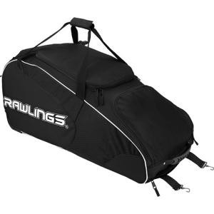 Rawlings Workhorse Carrying Case for Sports Equipment - Black