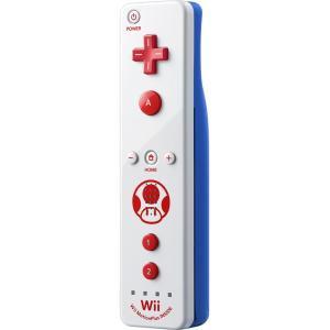 Nintendo Wii Remote Plus Toad