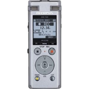 Olympus DM-720 4GB Digital Voice Recorder