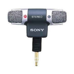 Sony ECM-DS70P Stereo Microphone