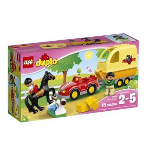 LEGO® Duplo 10807 Horse Trailer