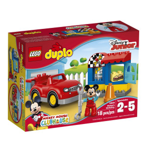 LEGO® DUPLO 10829 Mickey's Workshop
