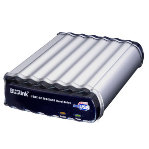 "Buslink CO-400-U2FS 400 GB 3.5"" External Hard Drive"