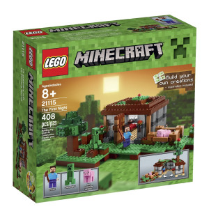 LEGO® Minecraft 21115 The First Night