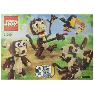 LEGO® Creator 31019 Forest Animals