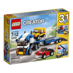LEGO® Creator 31033 Vehicle Transporter with tilting cab,