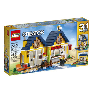 LEGO® Creator 31035 Beach Hut is crammed with imaginative details