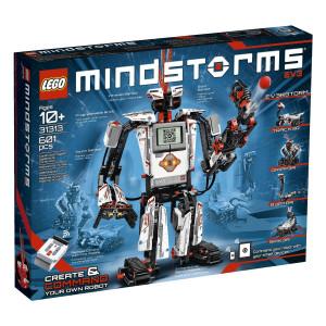LEGO® MINDSTORMS 31313 EV3 robots
