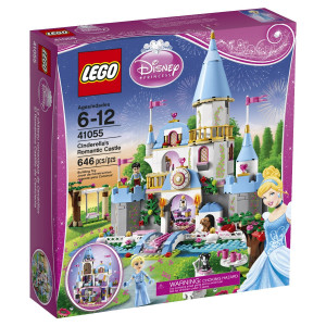 LEGO® Disney 41055 Cinderella's Romantic Castle