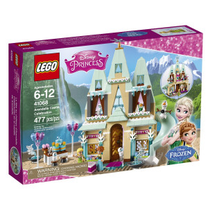LEGO® Disney Arendelle Castle Celebration 41068 Building Kit