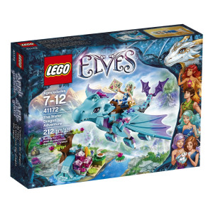 LEGO® Elves 41172 The Water Dragon Adventure