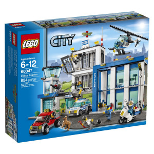 LEGO® City 60047Police Station
