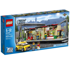 LEGO® City 60050 Trains Train Station Building Toy
