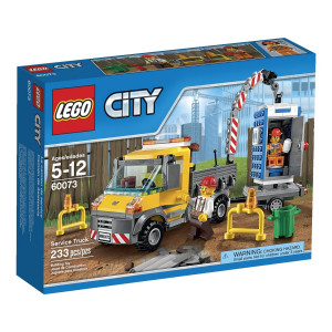 LEGO® City 60073 Demolition Service Truck