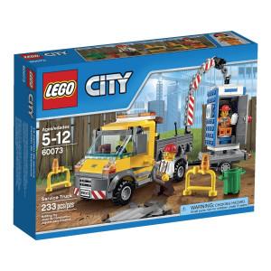 LEGO® City 60073 Demolition Service Truck