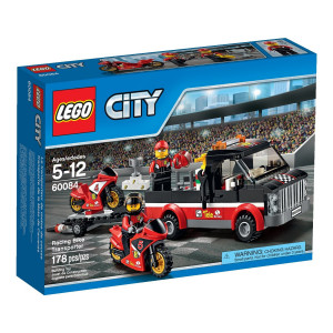 LEGO® City 60084 Racing Bike Transporter