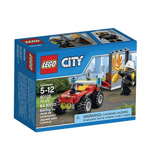 LEGO® 60105 CITY Fire ATV