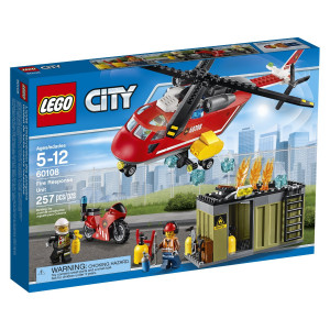 LEGO® CITY 60108 Fire Response Unit