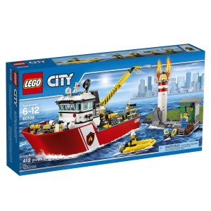 LEGO® CITY 60109 Fire Boat