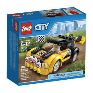 LEGO® CITY 60113 Rally Car
