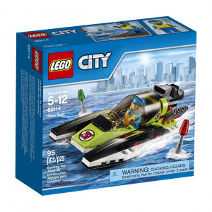 LEGO® CITY 60114 Race Boat