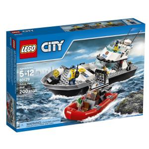 LEGO® City 60129 Police Patrol Boat