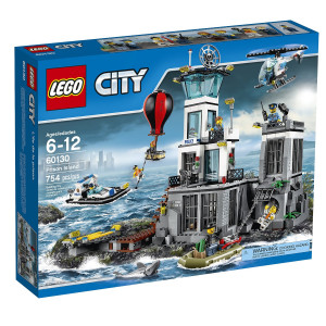 LEGO® CITY 60130 Prison Island