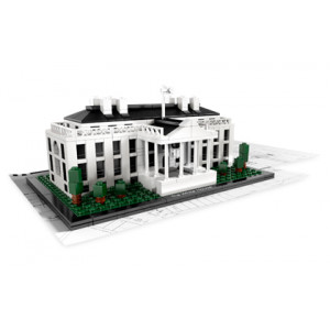 LEGO® Architecture White House 21006