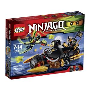 LEGO® Ninjago 70733 Blaster Bike Building Kit