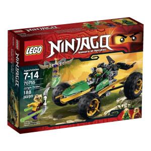 LEGO® NINJAGO 70755 Jungle Raider