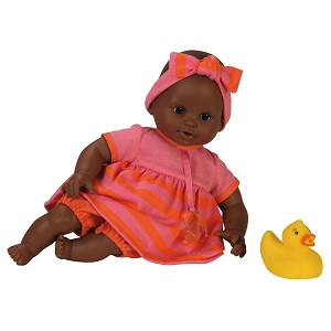 Corolle Bebe Bath Girl Graceful 12""