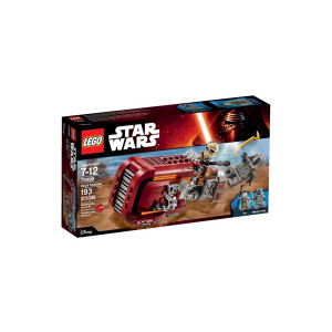 LEGO® Star Wars Rey's Speeder 75099 Building Kit