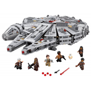LEGO® Star Wars Millennium Falcon 75105 Building Kit