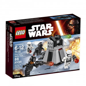 LEGO®Star Wars 75132 First Order Battle Pack