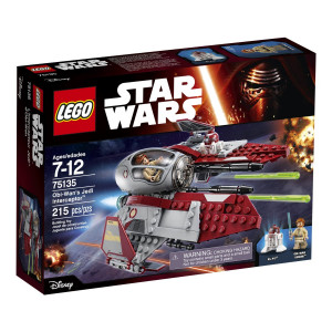 LEGO® Star Wars 75135 Obi-Wan's Jedi Interceptor(TM)