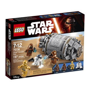LEGO® Star Wars 75136 Droid(TM) Escape Pod