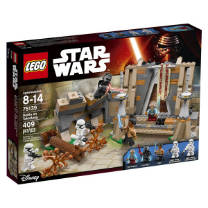 LEGO® Star Wars 75139 Battle on Takodana