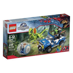 LEGO® Jurassic World 75916 Dilophosaurus Ambush Building Kit