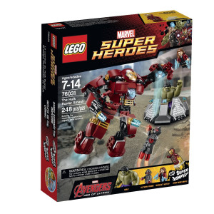 LEGO® Super Heroes76031 The Hulk Buster Smash