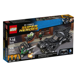 LEGO®76045 Super Heroes Kryptonite Interception