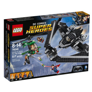 LEGO® 76046 Super Heroes Heroes of Justice: Sky High Battle
