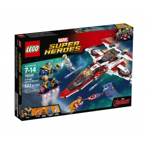 LEGO® 76049 Super Heroes Avenjet Space Mission
