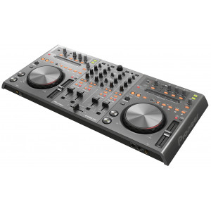 Pioneer DDJ-T1 DJ USB Controller w/ Native Instruments TRAKTOR Software