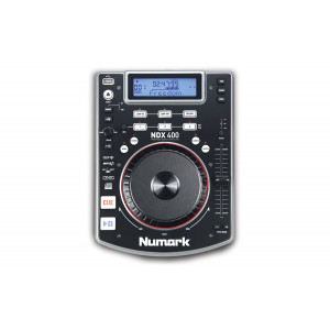 Numark NDX400 Tabletop Scratch MP3/CD Player With USB