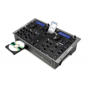 Numark iCDMIX 2 Dual CD Performance System with Dock for iPod